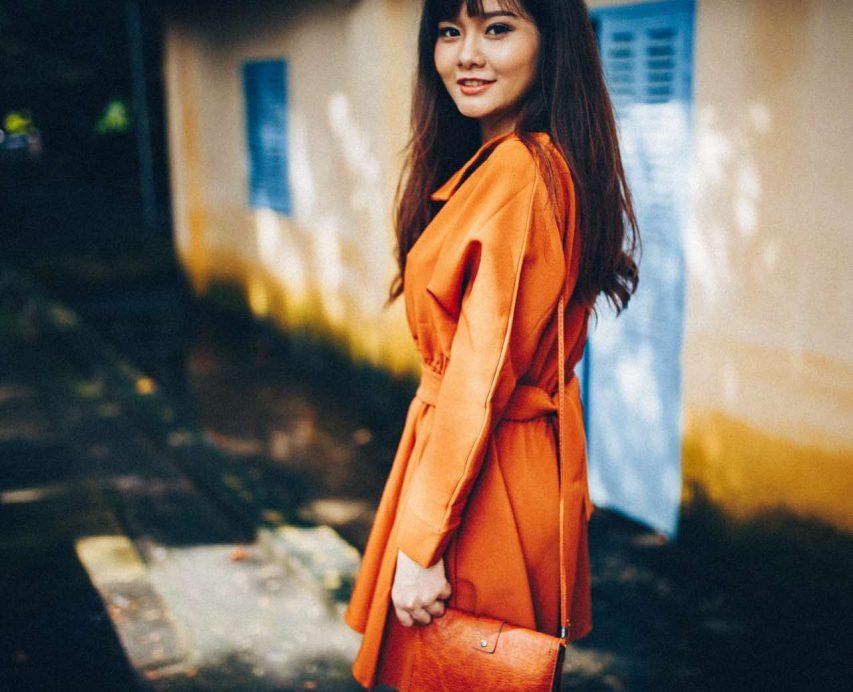 Orange is the new style