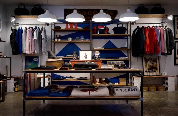 New store by Henri Senna
